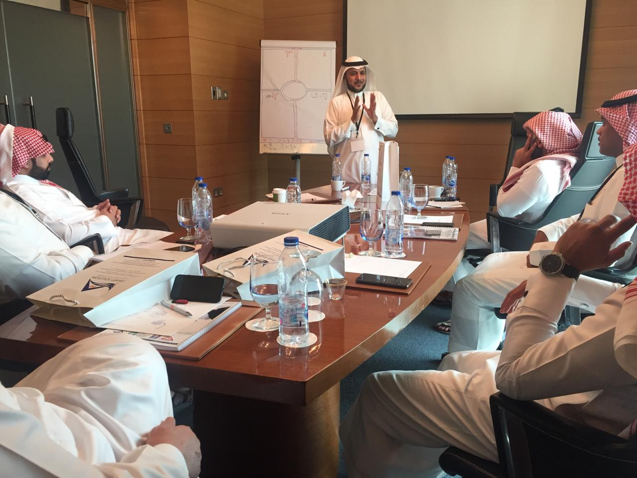 Dealing with Superiors Course at Dammam